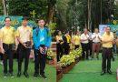 โครงการป่าไม้ของพ่อ ประจำปีการศึกษา 2562