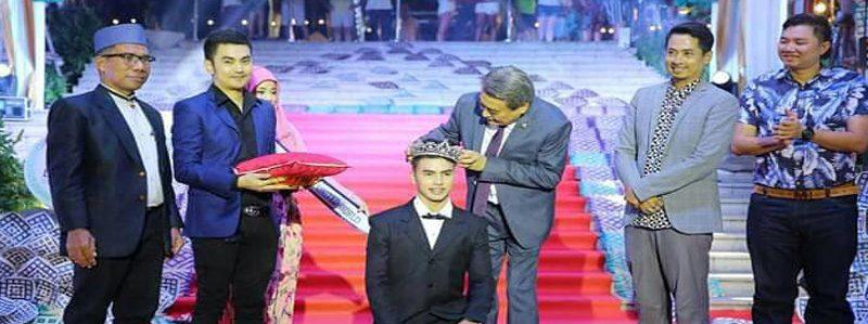 นายธีรดนย์ ศรีนิล ตำแแหน่ง TO BE NUMBER ONE IDOL ม.ราชภัฏสุราษฎร์ธานี สู่ ตำแหน่ง Mister United world 2020